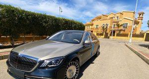 العلا ليموزين لايجار سيارات مصر